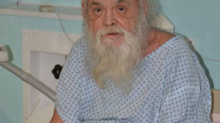 Ken Macleod, 70, says he is now receiving excellent care at UCLH after the Ham&High found him in a serious condition...