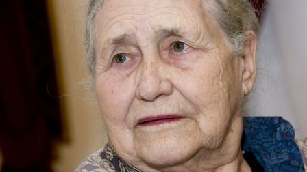 The literary world today remembered Nobel Prize-winning author and West Hampstead resident Doris Lessing. Picture: Nigel...