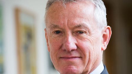 Professor Sir John Cunningham was knighted in a private ceremony at Buckingham Palace after serving as physician to the...