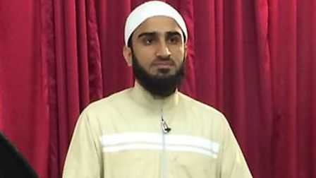Imam Khalil, from Upton Park Mosque