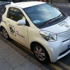 A CCTV car parked on double yellow lines has got some residents furious