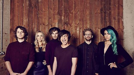 Sheppard will be playing a free gig at Westfield Stratford City (pic: Decca Records)