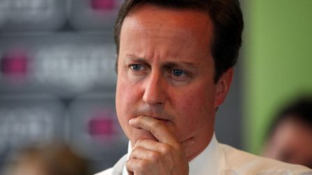 Prime Minister David Cameron who has said that the advance of Islamic State extremists poses a clear danger to the future...