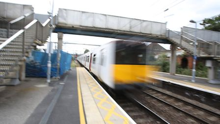 Delays on the Liverpool Street to Shenfield line this morning