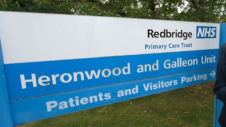 Plans to close Wanstead Hospital's Heronwood and Galleon wards have been criticised. Photo: Arnaud Stephenson