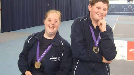 Upminster's Olly Beadle will represent Great Britain at the Special Olympics in Los Angeles this year