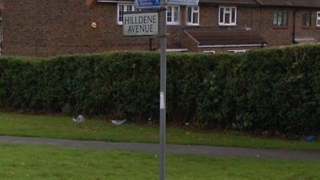 Hilldene Avenue. Picture: Google Maps