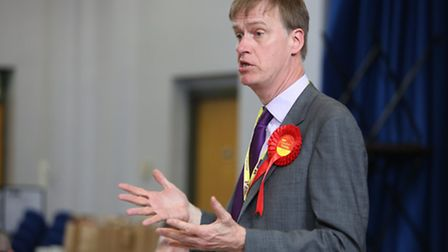 Labour's Stephen Timms during the general election campaign period