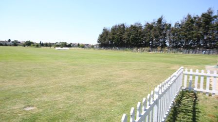 Oakfields playing fields. Picture: Ellie Hoskins