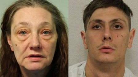Joanne and Ryan Hatwell were jailed for eight years each at Snaresbrook Crown Court. Photo: Met Police
