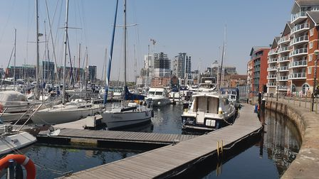 A meeting has been held by tenants of the Waterfront to come up with ideas to boost the area Picture: ADAM HOWLETT