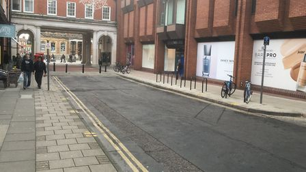 Should Lloyds Avenue be upgraded? Picture: PAUL GEATER