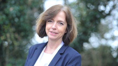 Asset Education head Clare Flintoff Picture: SARAH LUCY BROWN