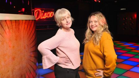 Could dancing be the right resolution for you? Jane Spencer-Rolfe and Ronni-louise Hetherington have set up Let's Bop...
