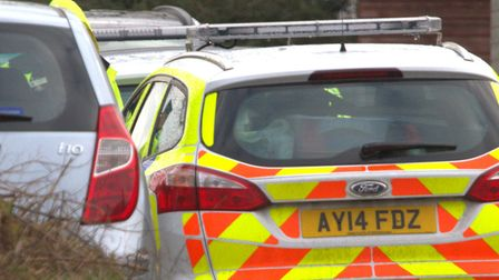 Police in Ipswich are investigating a series of car break-ins Picture: ARCHANT ARCHIVE