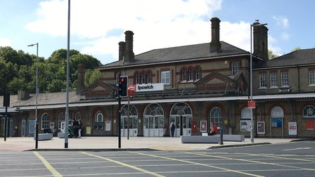 Trains running to and from Ipswich Railway Station have been affected Picture: ARCHANT