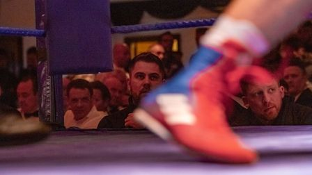 The boxing club is based in Nacton. Picture: RAINYWOOD PHOTOGRAPHY