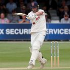Tom Westley of Essex in batting action during against Yorkshire on his way to 81 in the County Championship Division One...