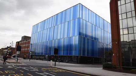Romford's Sapphire Ice and Leisure Centre's pool has temporarily closed after reports a person became unwell. Picture: Ken...