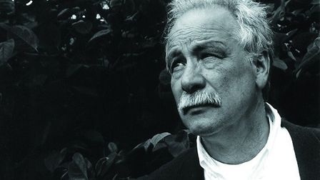 Author and academic professor WG 'Max' Sebald. Picture: Archant