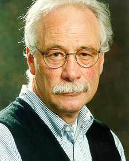 Author and academic professor WG 'Max' Sebald, 57, who was killed after his car was involved in a he