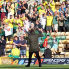 The step towards normality at Carrow Road was quickly hauled backwards by this week's government dec