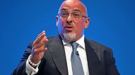 Nadhim Zahawi who has been appointed as a health minister responsible for the deployment of the coronavirus vaccine