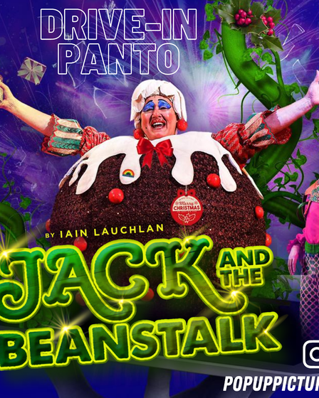 A drive-in pantomime is coming to the Norfolk Showground