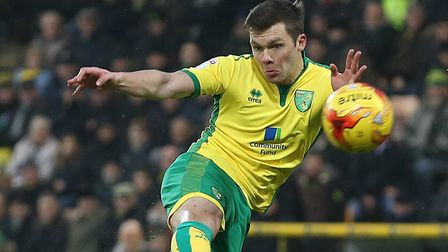 Jonny Howson is plotting Norwich City's downfall this weekend for Middlesbrough Picture: Paul Ches