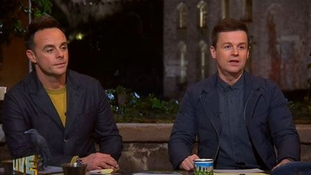 Anthony McPartlin & Declan Donnelly