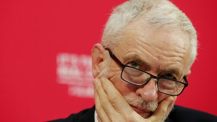 Labour Party leader Jeremy Corbyn faced calls to stand down in the aftermath of the general election