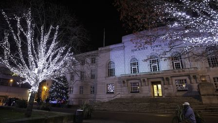 Hackney Town Hall Square will be lit up. As the festive season is approaching, we'd love to see what decorations you're...