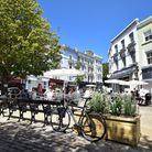 Belsize Park's streatery. Picture: Polly Hancock