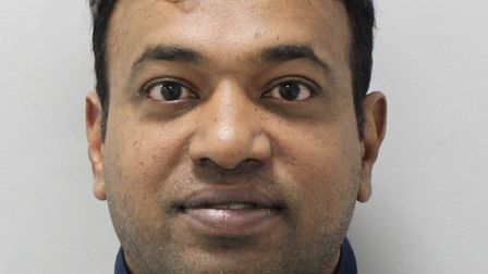 Rajtharan Mahalingam who illegally sold ewellery containing elephant hair in his Wembley shop. Picture: Met Police