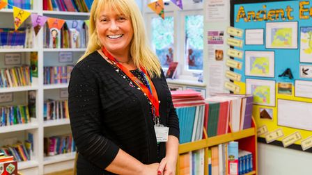 Ruth Harrison-Palmer, Director of the Institute of Education at the University of Cumbria says the university is proud - part...