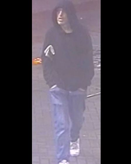 Police urge the public to get in touch if they recognise this man. Picture: Metropolitan Police