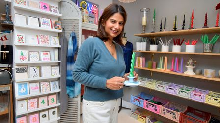 """""""Theres something about small, independent shops that have always appealed to me."""" Picture: Polly Hancock"""