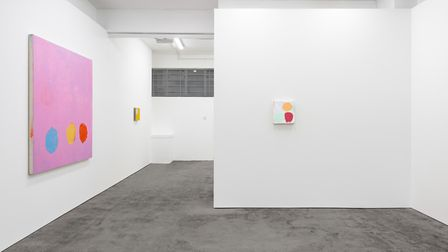 All That Kale by Jule Korneffel is the debut exhibition at Claas Reiss Gallery