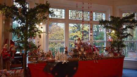 Hampstead''s Danish YWCA has opened a festive web shop. Picture: Inga Rasmussen