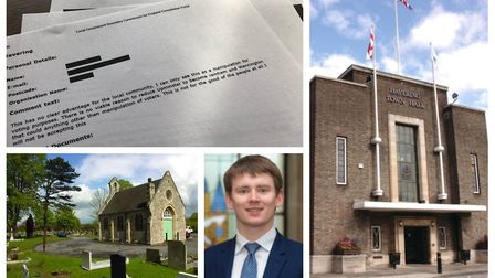 More than 500 residents have responded to a consultation over plans to change Havering Council's electoral boundaries...