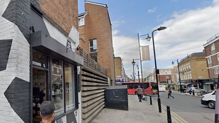 Hoxton Street. Picture: Google Maps