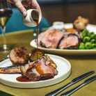 Rotunda in Kings Place King's Cross is offering @ Home Sunday roasts, Saturday night suppers, Christmas lunches and New...
