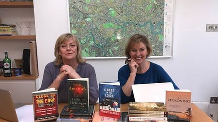 Sarah and Kate Beal who run Muswell Press. It is launching a competition to find writing that celebrates Queer lives and...