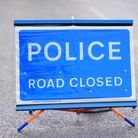 A slip road is closed on the A14 at Trimley following a serious crash. Picture: SARAH LUCY BROWN
