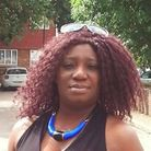 Cynthia Quarshie works at Forest Gate Community School. Picture: LDRS