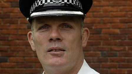 Det Ch Supt Richard Tucker has vowed to crack down on petty crime to restore trust with communities. Picture: MPS
