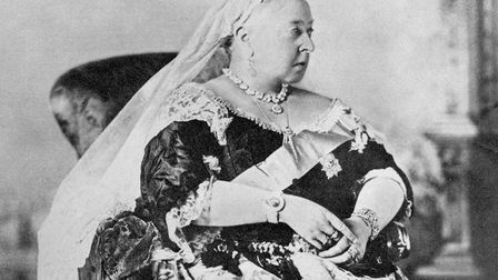 Queen Victoria in 1900, 50 years after William Holder took a blow aimed at her. Picture: PA Archive/PA Images