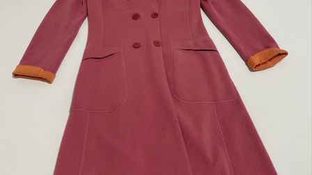 Cook Delia Smith has donated a coat for the Celebrity Bottom Drawer auction. Picture: EAST ANGLIA'S CHILDREN'S HOSPICES