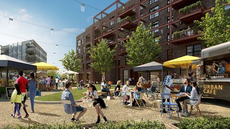 The new neighbourhood aims to link communities in Hackney Wick, Fish Island and Straford and will champion local...