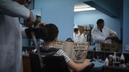 A scene from the Wayback VR's 1966 film. Picture: The Wayback VR